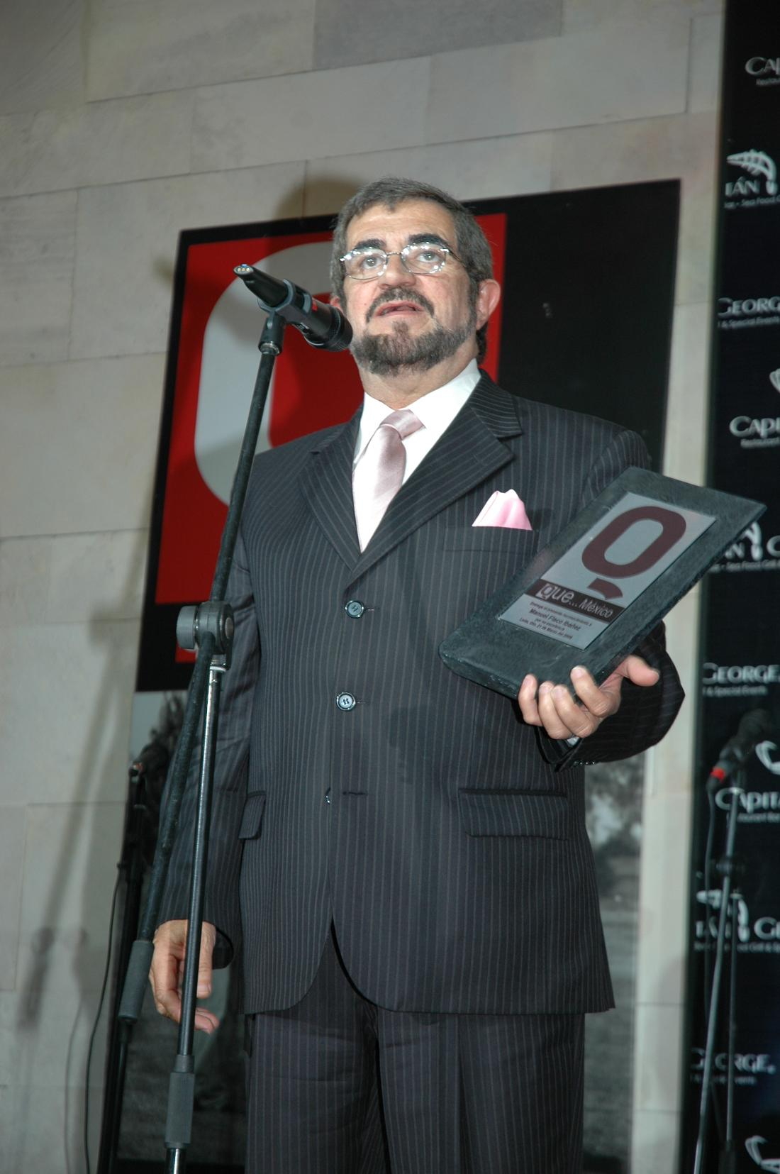 Manuel El Flaco Ibañez