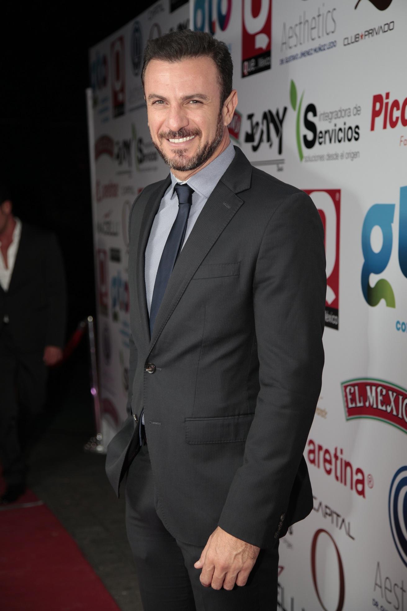El guapo actor, Alejandro Ávila