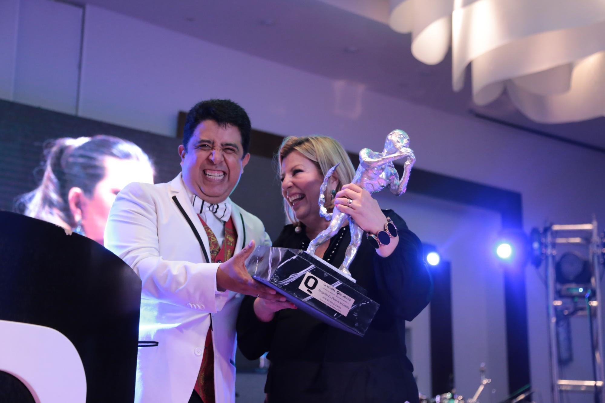 Carlos Eduardo Rico y Margarita La Diosa de la Cumbia