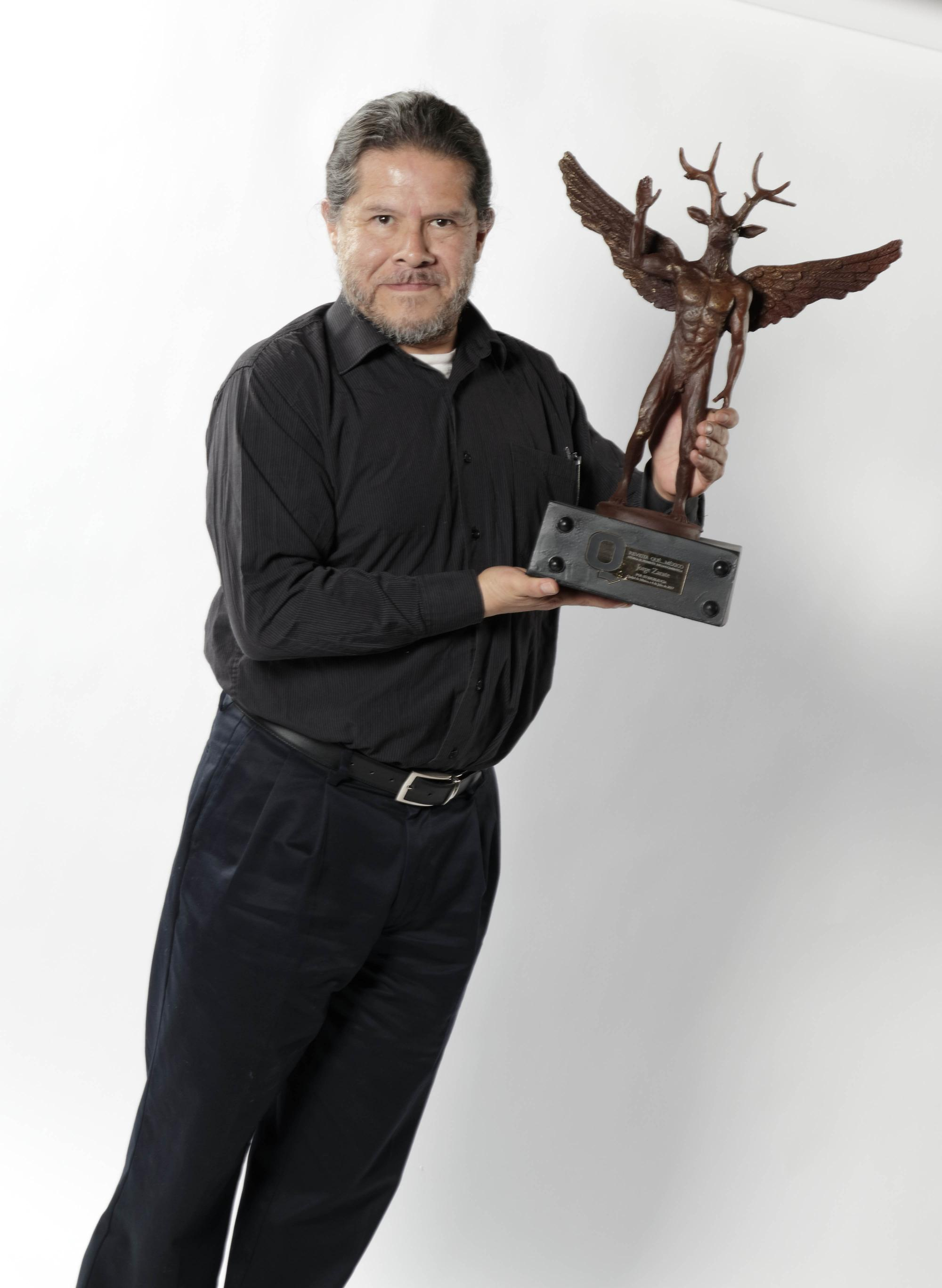 Actor del contemporaneo cine Méxicano Jorge Zarate