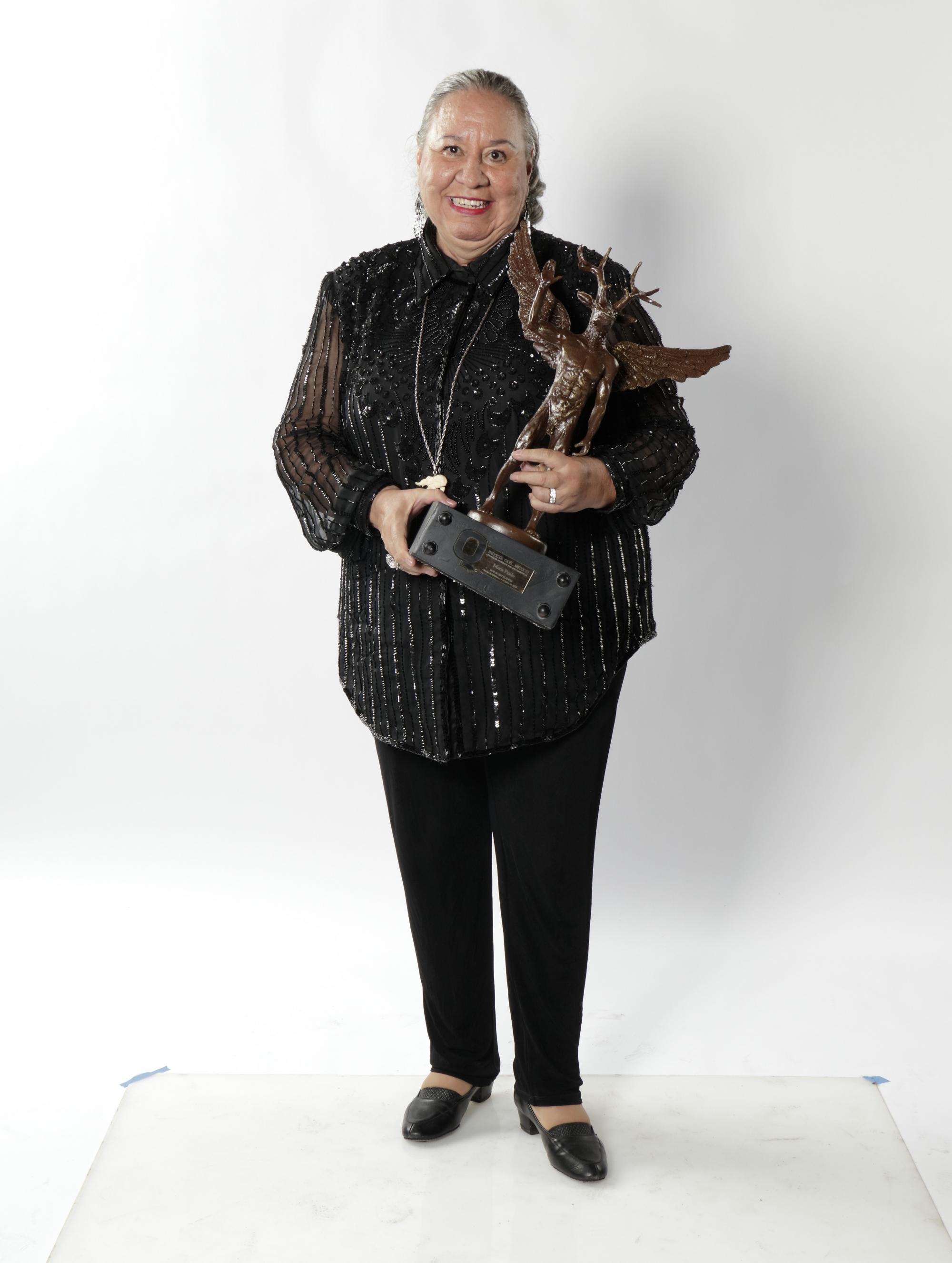 Actriz María Prado