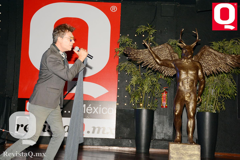Cox siempre presente en los Premios Q