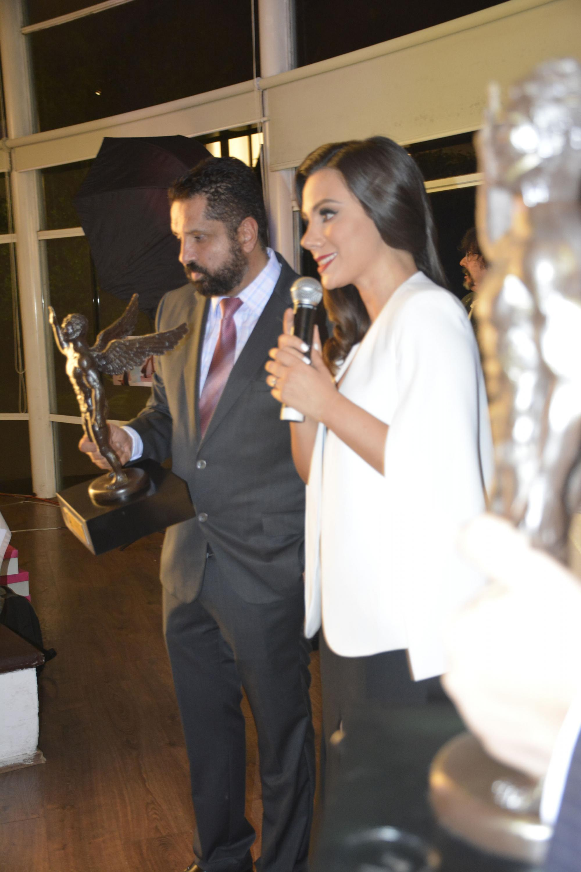 Vaitiare Mateos fue reconocida por Revista Q