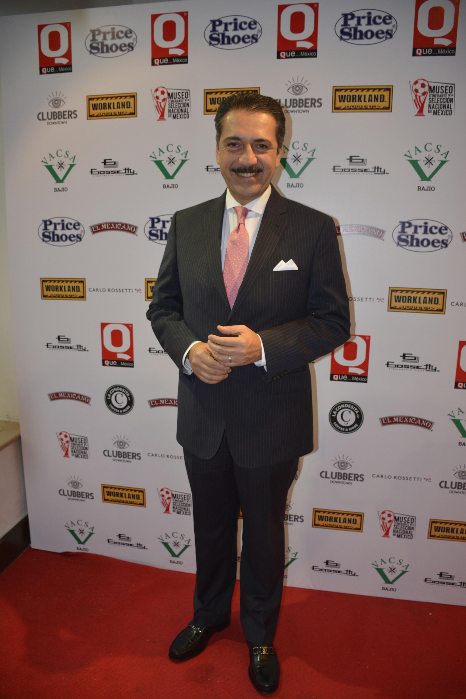 Jorge Zarza, conductor de Hechos AM