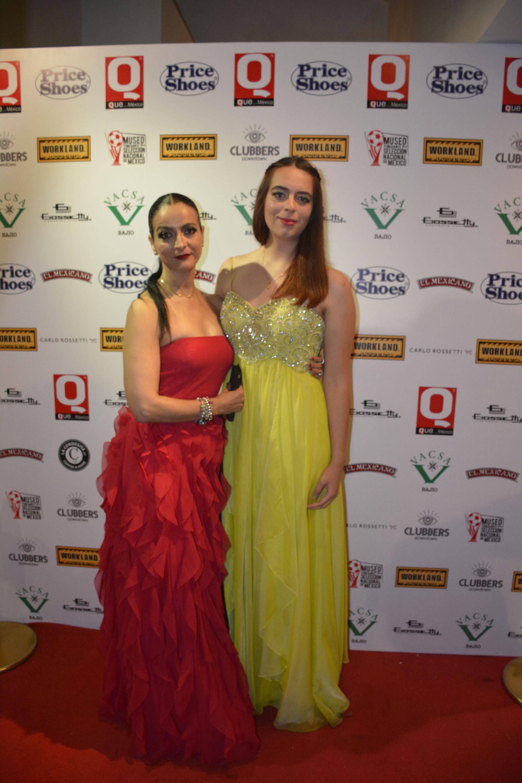 Karla Pesquera y Karla Torres