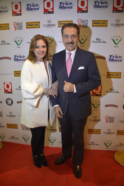 Mayte de Zarza y Jorge Zarza