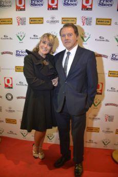 Tere Murillo y Javiaer Velasco