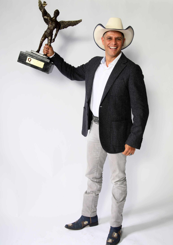El conductor de TV Rafael Mercadante