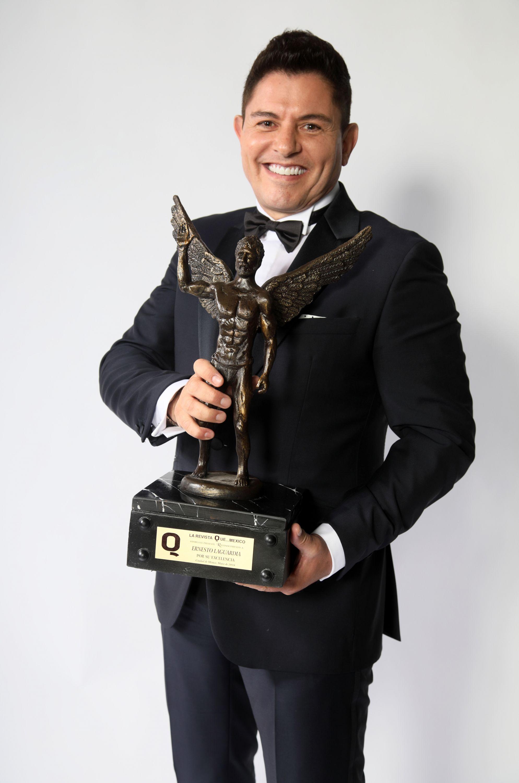 Ernesto Laguardia, actor
