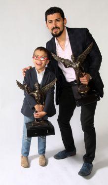 José María Nieto y Miguel Martínez