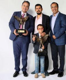 Nicandro Díaz, Miguel Martínez, Antonio Arvizu y José María Nieto