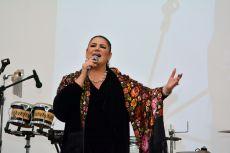 Alejandra Avalos canto con el alma