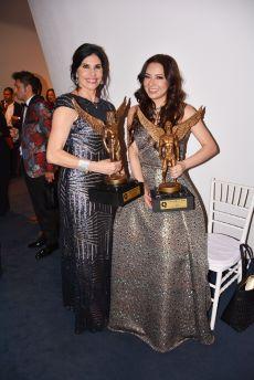 Raquel Garza y Nadia